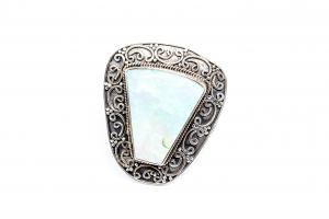 Inel din Argint cu Opal [0]